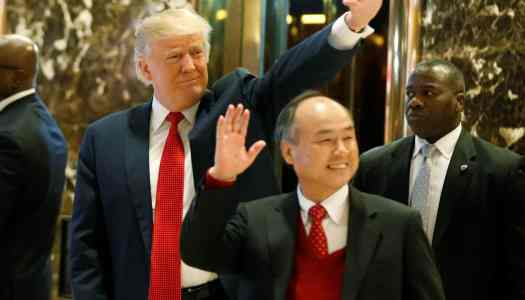 US President-elect Donald Trump secures $50b investment from Japanese firm for US startups