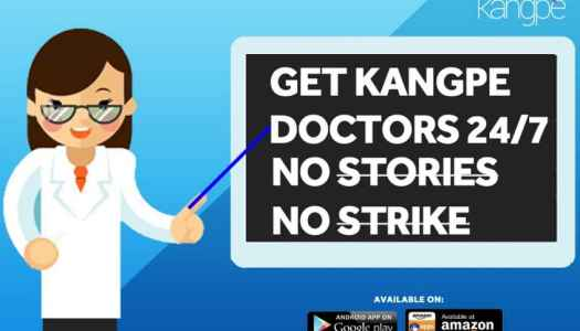 Kangpe: The doctor in your pocket