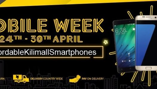 Kilimall's first ever mobile week in Nigeria will sell smartphones at very low prices!