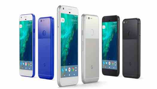 Take it outside – a review of the Google Pixel