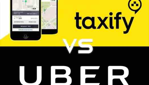 One last time for Uber and Taxify