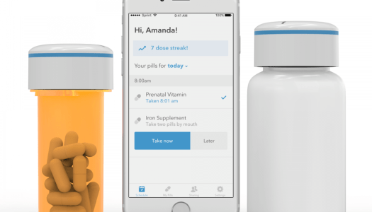 Meet Pillsy –  never miss a 'pill' again, your phone will remind you