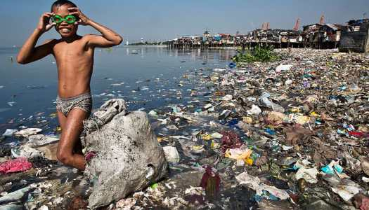 Tackling the problem of Pollution with #SustyVibes