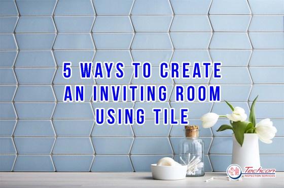 Create An Inviting Room