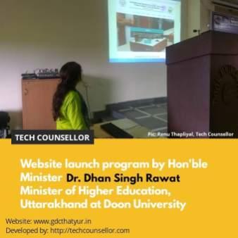 Renu Thapliyal, Tech Counsellor at Launch Program