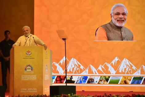 Hon'ble Prime Minister, Shri Narendra Modi ji