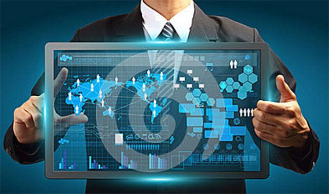 touch screen technology market
