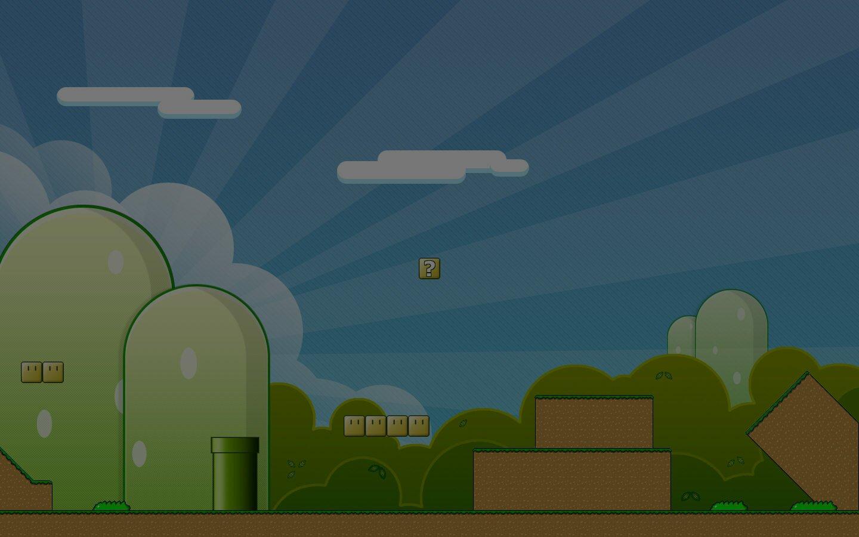Windows 8 Official Wallpaper Hd Techcredo 8 Bit Super Mario And Retro Pixels Wallpapers