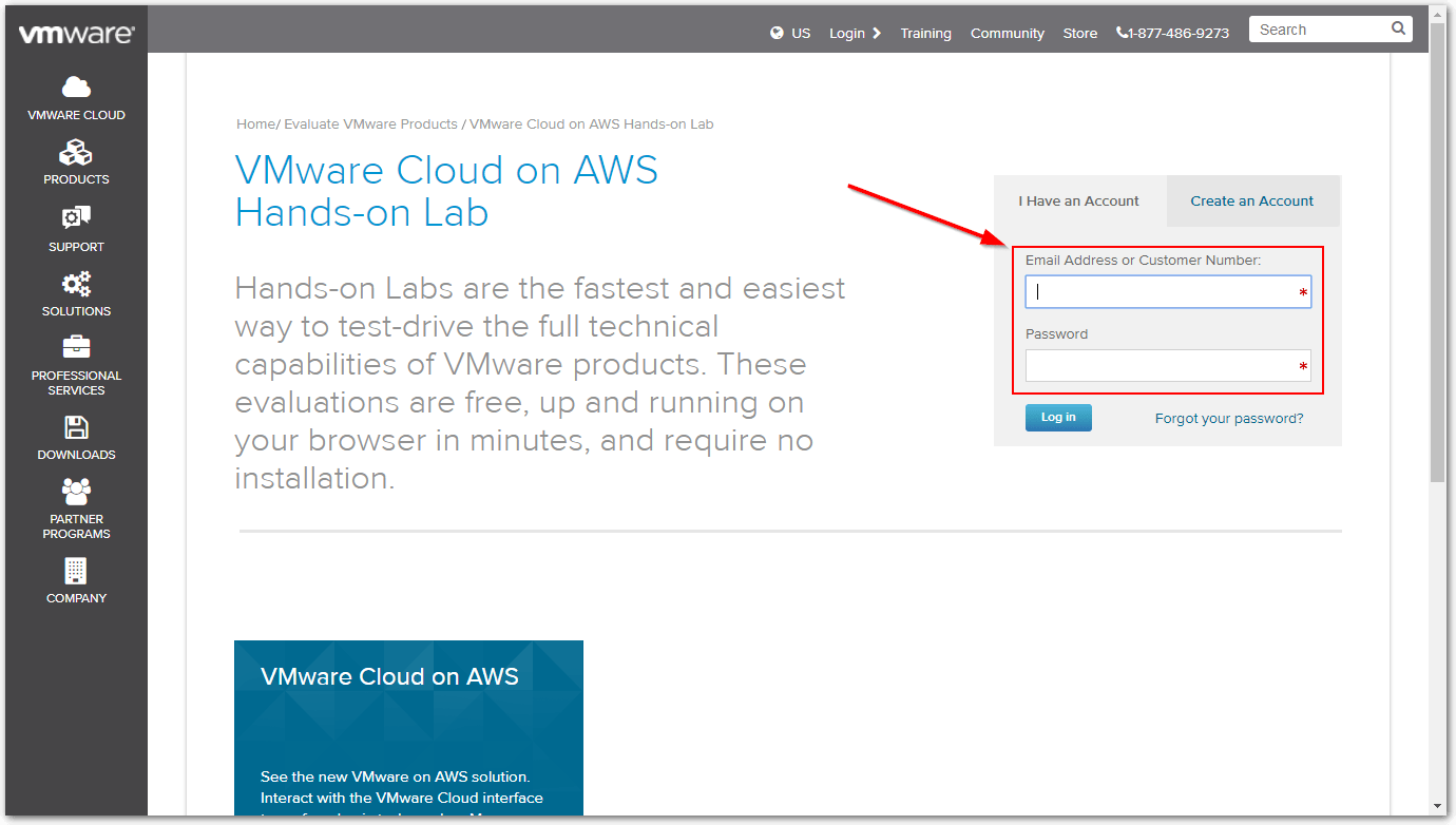 VMware Cloud on AWS : Experience the Best of Both Worlds