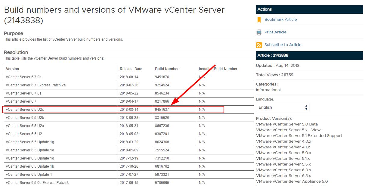 L1 Terminal Fault : 6.5 build version
