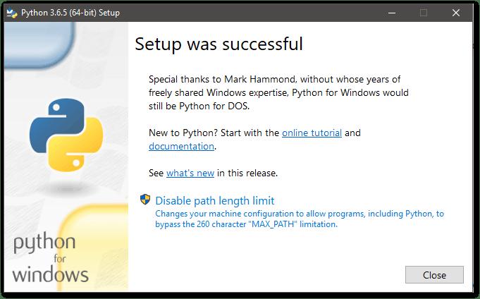 ESXi Compatibility Checker : Successful