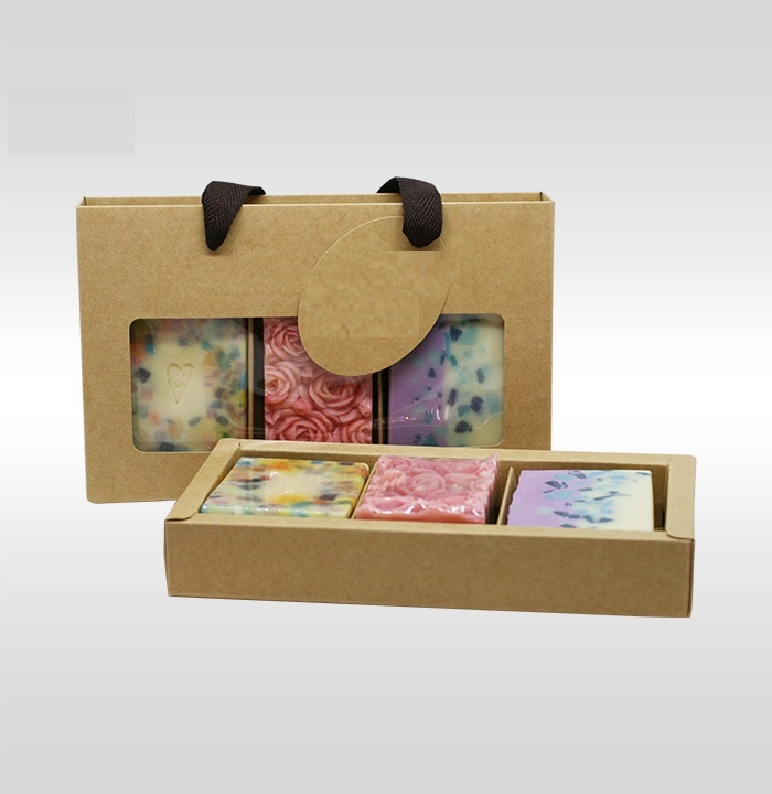 Custom Soap Packaging for Promoting Antioxidant Peony Bar