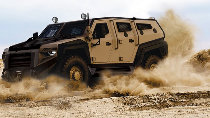 Top Reasons to Get an Armored Car