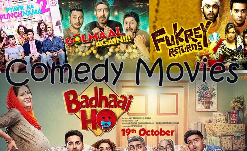 Top7 Best Hindi Comedy Movies Forever