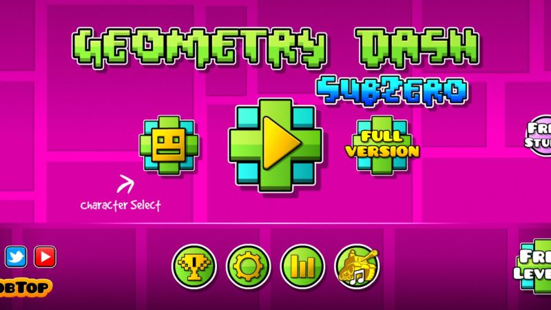 Looking for Geometry Dash APK
