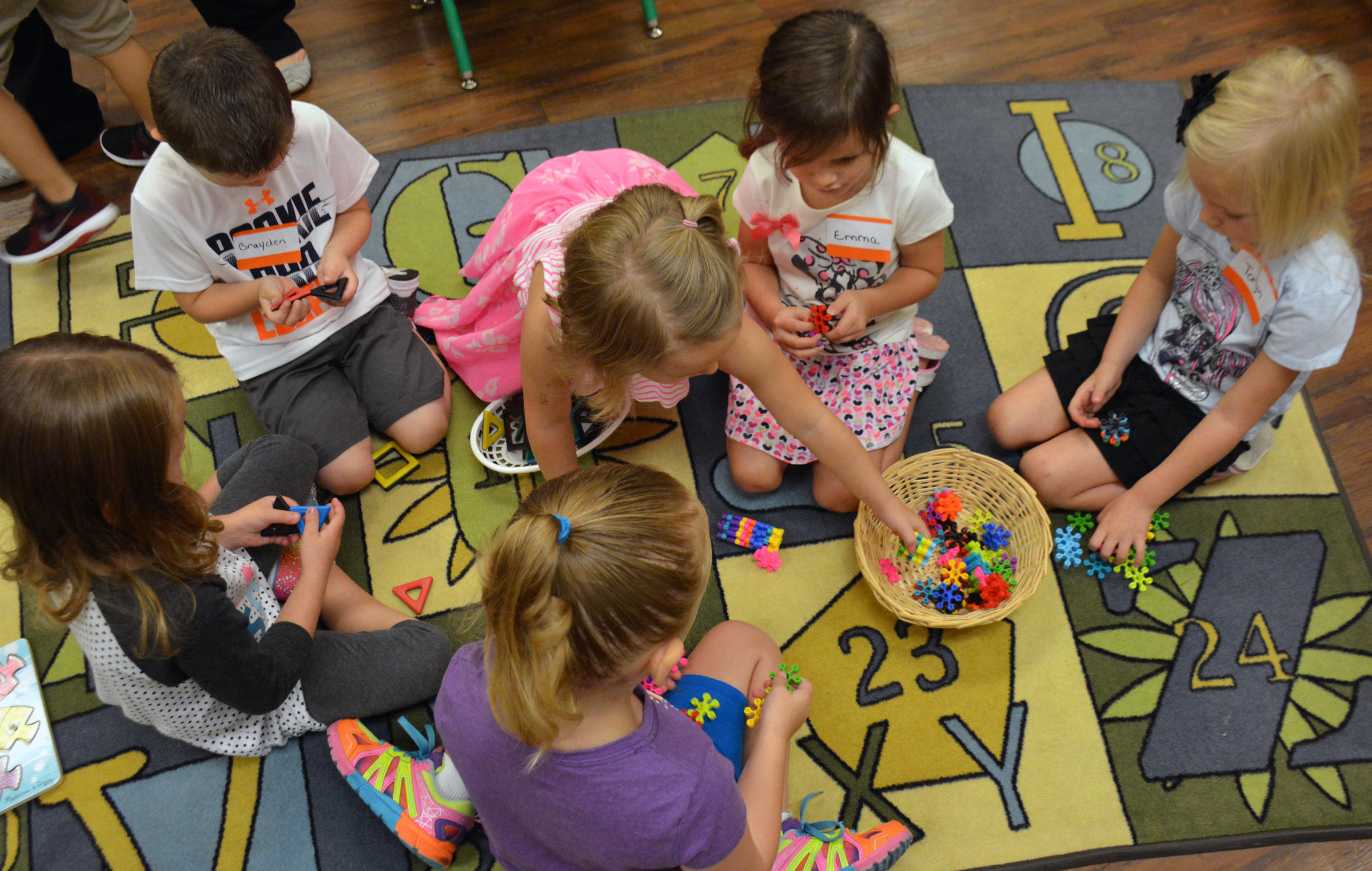 The significance of pre-K courses for children