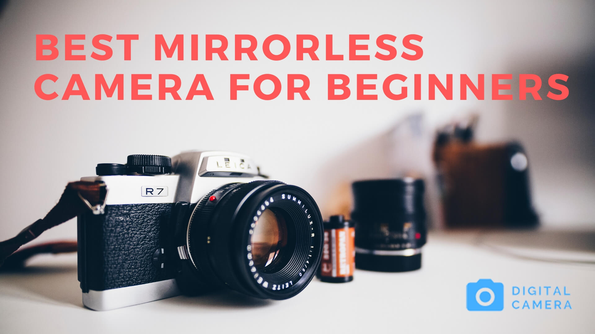 Best camera for beginners 2020
