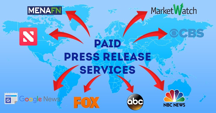 5 Reasons Why You Should Use Easy and Paid Press Release Services