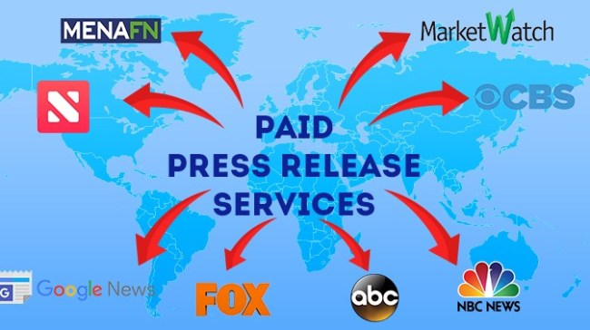 Use Easy and Paid Press Release Services