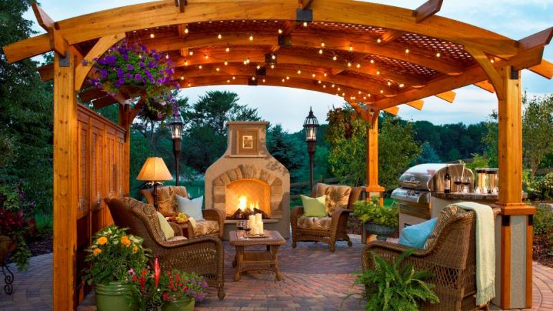 Backyard Makeover: Upgrade Your Home with a Pergola Kit