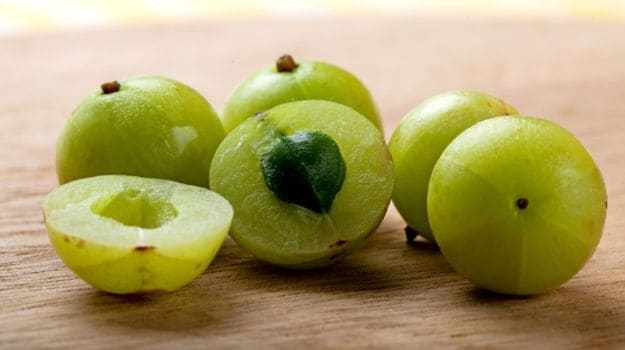 Indian Gooseberry Or Amla