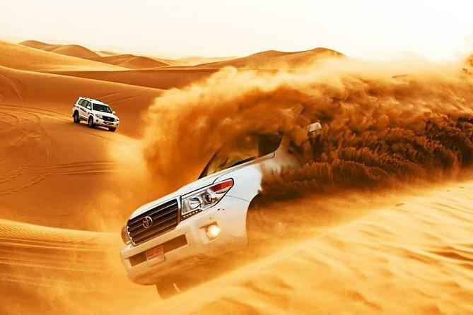 Fun Activities Offered In Desert Safari Dubai