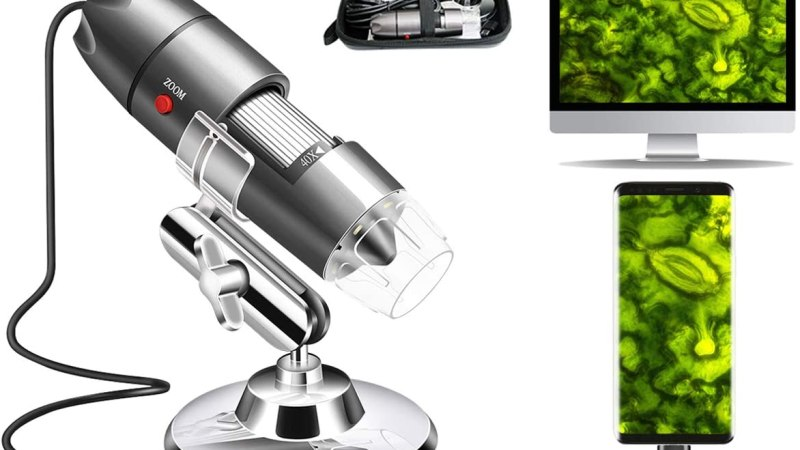 Benefits of using Digital microscopes