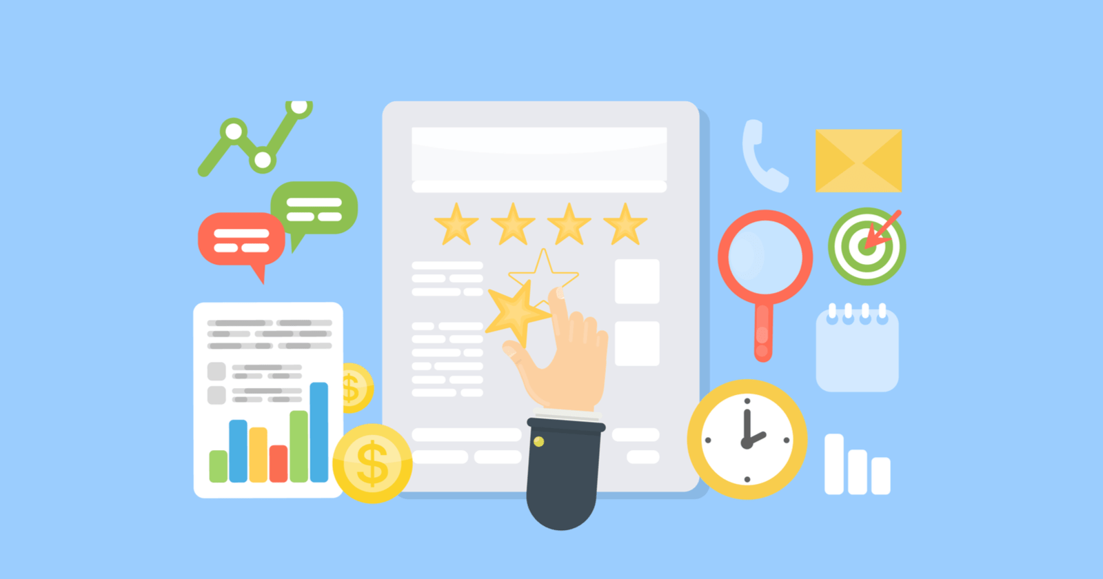 Online Reputation Management Tools Every Business Owner Needs