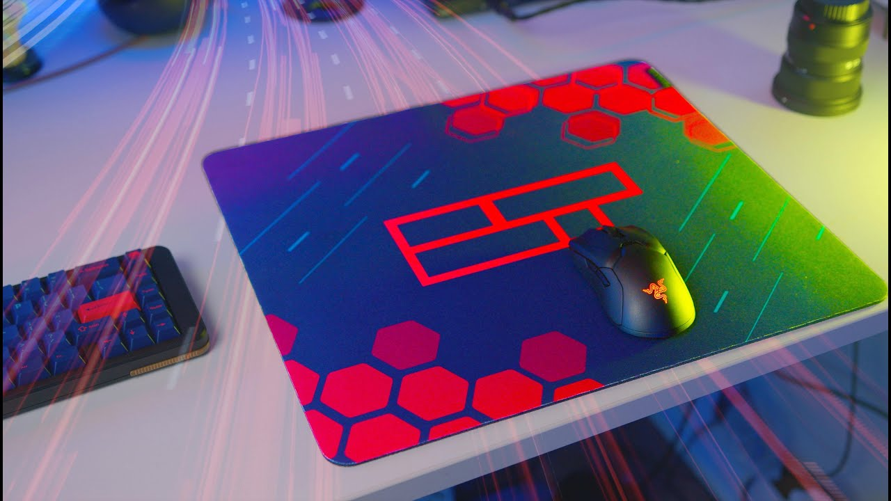 Custom Gaming Mouse Pads for Every Gamer