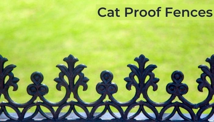 How to Keep Cats Out of the Garden With Garden Fence - Cat Proof Fences