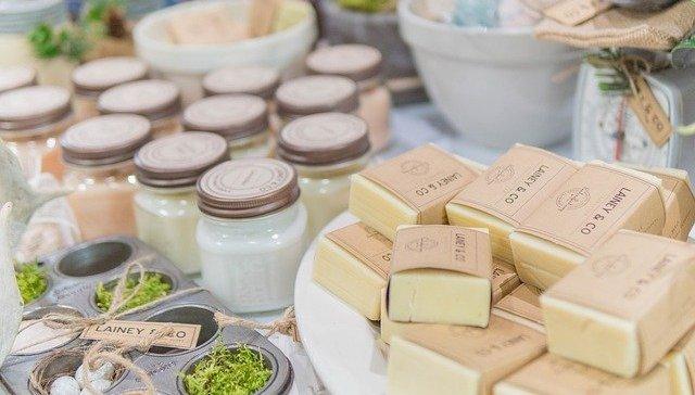 natural organic soaps