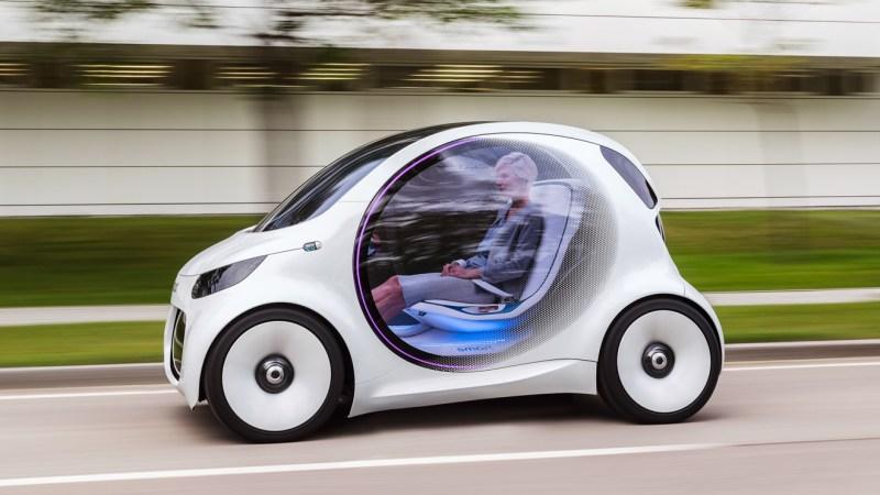 Smart EV charging