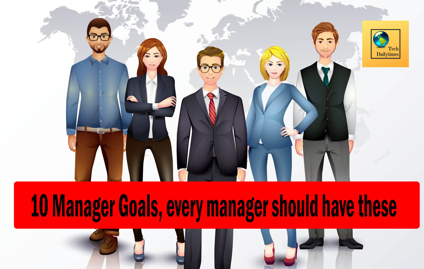 10 Manager Goals, Every Manager should have these
