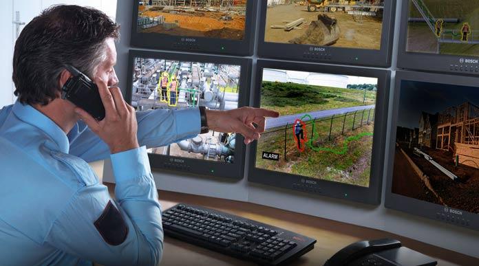 Construction Video Surveillance Services