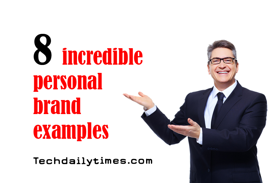 8 incredible personal brand examples to inspire you to create your own