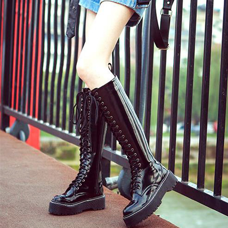 The Best Ways To Rock Your Look With Platform Boots