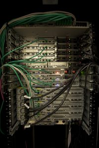 File servers in a rack