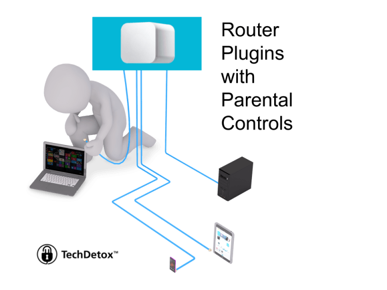 Router plugins with parental controls techdetoxbox.com