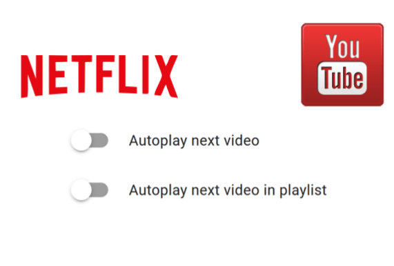 Turn off autoplay techdetoxbox