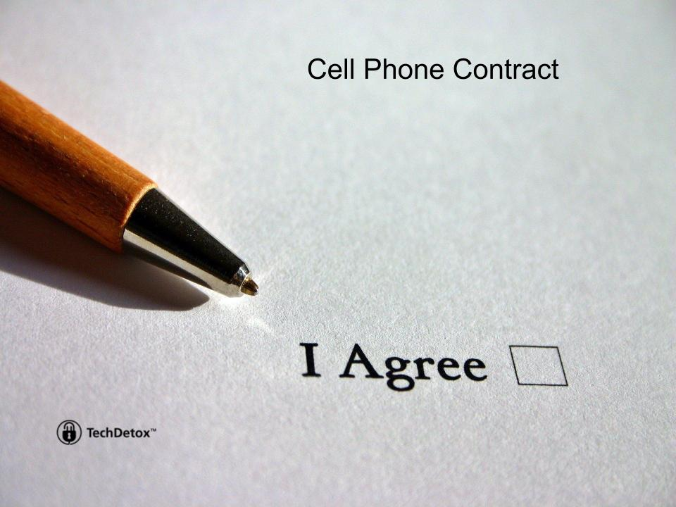 cell phone contract techdetoxbox.com