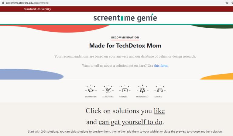 screentime genie screenshot