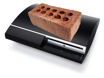 Brick PS3