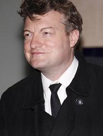 Charlie Brooker BAFTA.JPG