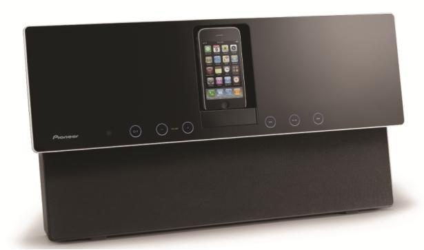 Pioneer KODO XW-NAW1 iPod dock.jpg