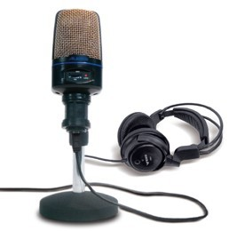 Alesis USB Mic Podcasting Kit