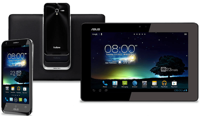 MWC 2013: Asus Padfone 2 hitting UK stores 1 March, £599 pre-orders