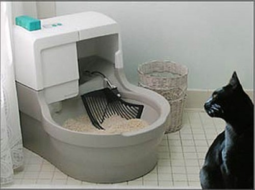 Auto Cleaning Cat Litter Boxes