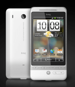 1 - HTC for the Hero