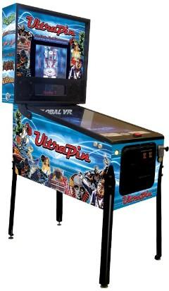 Pinball gets virtual, in high definition - Tech Digest