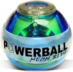 Neon Powerball Exercise Those Arms In The Dark Tech Digest